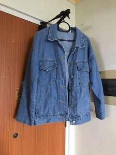 Denim Jacket from ANTICLOCKWISE
