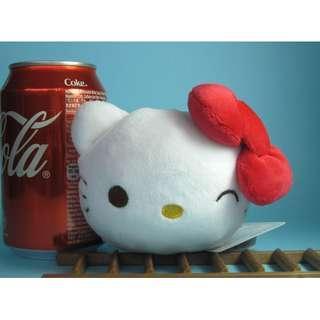 【X310】Hello Kitty (大版) 公仔吊飾 (約長 11cm)