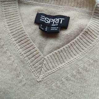 🚚 Esprit小羊毛背心