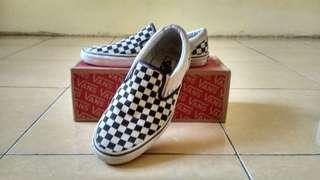 Vans checkredboard size 43 2nd