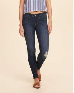 Hollister advanced stretch jean leggings