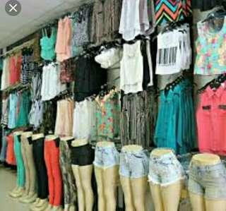 Tops, Shorts, Dress, Shirt Etc. We Accept Single Order and Bulk Order For Business