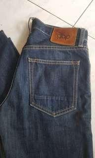 the gap Jeans