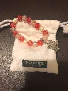 Bower Haus bracelet . New with dustbag .