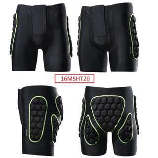 HK$149/1條 ~ 全新原裝正貨多用途透氣3D護甲短褲 踩山地車, 滑雪, 滾軸溜冰, 滑板車合用 Protection 3D Shorts