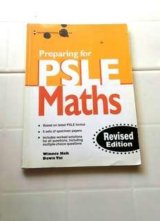 Preparing for PSLE Maths - Primary 5& 6