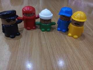 IKEA Lillabo toys