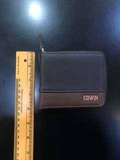 Edwin Leather Wallet