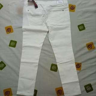 Celana Putih Hammer Original 100% Masih BARU!!