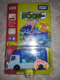 Takara Tomy Tomica Eco Toy Aquarium Truck