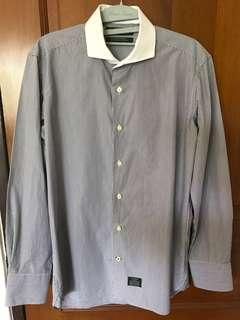 Sacoor Brothers Long sleeve shirt (S)