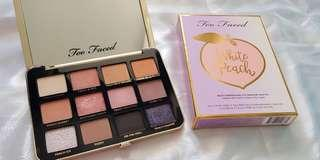 Too Faced - White Peach - Brand New 💕
