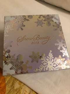 日本超人氣Shiseido Snow Beauty 美白護膚粉