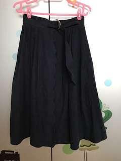 日本寶藍超靚似裙其實係褲