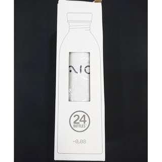 🚚 [售] 全新 VAIO 聯名款 義大利 24 bottles 城市水瓶 (白) 500ml