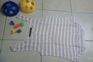 "Tangtop garis"" nude"