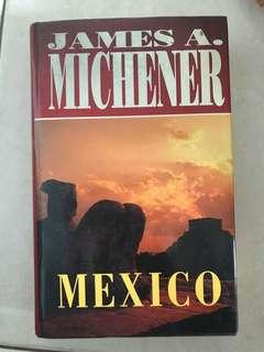 Mexico by James A Michener - hard copy