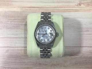 Authentic Rolex Ladies Watch