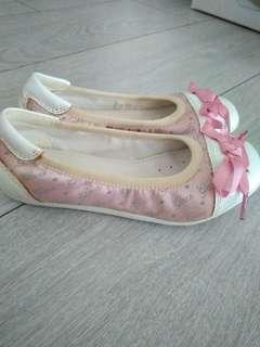 Geox Pink Shoes