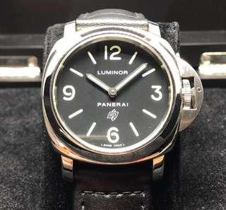 Panerai PAM1000 / PAM 1000 S Series