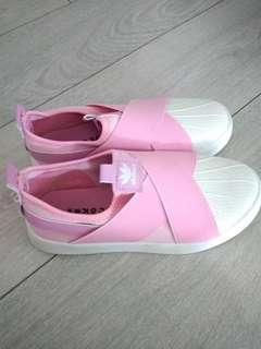 Abibas Pink sneakers