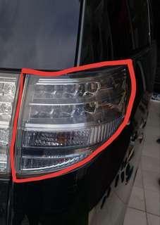 Toyota Estima Tail Light Rear Right Signal nad brake Light. 1 pc