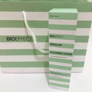 BIOEFFECT Micellar Cleansing Water 冰潤凈透潔膚水 (原價$680/200ml)
