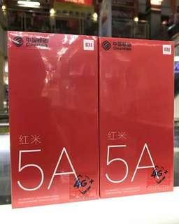 Xiaomi redmi 5A 16GB  kredit proses cepat tanpa kartu kredit