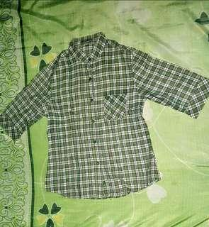 GRAPHIS plaid shirt   #PrelovedWithLove