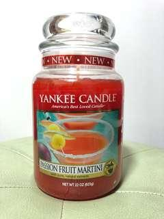 Passion fruit Yankee Candle 623g
