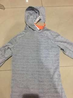 H&M sweater hoodie running fleece