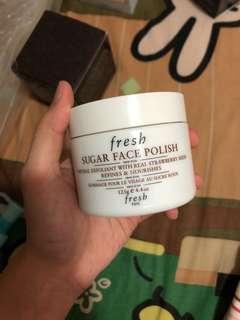 Fresh Sugar face polish Mask