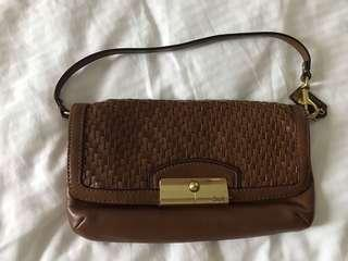COACH wallet handbag