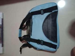 Dog/cat carrier bag