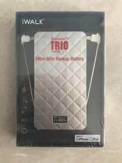 iWalk Extreme Trio 10000 Ultra Slim Backup Battery