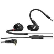 SENNHEISER  IE40 Pro 動圈式入耳監聽耳機 (黑色)