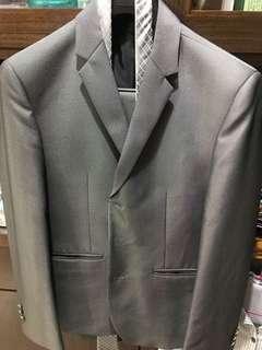 售 訂製西裝整套附領帶 禮服正裝可參考