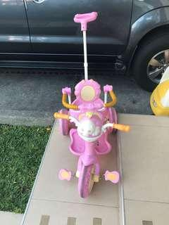 Childrens Kids Baby Bike