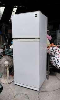 愛迪生 雙門冰箱