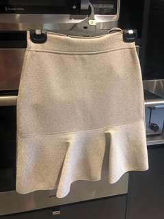 Saba Gold Skirt