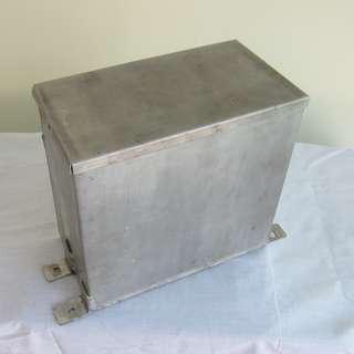 Custom Fabricated Battery Box (Aluminium)