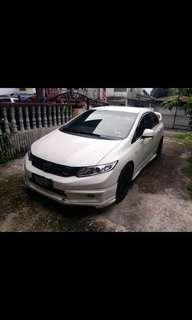 civic FB 1.8 2016