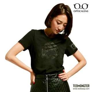 TedAway Ted Monster Tshirt NEw! Limited Edition Series #Des50 ( Ready stock ) ( have Size XS, S , M, L ,XL)