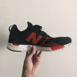 New Balance 247 Mens Sneaker Shoes size 42