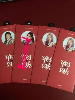 [WTS] Twice Yes or Yes card