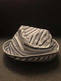 Baby Striped Sailor Hat