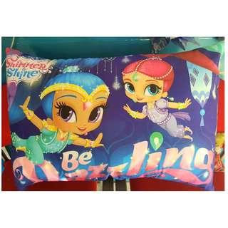 Shimmer & Shine Bed Pillow