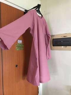 Malay Traditional Baju Kurung Pahang