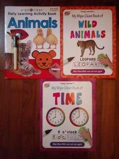 Brand new Children Activity books Nursery- Kindergarten