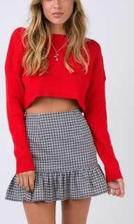Princess Polly mini skirt
